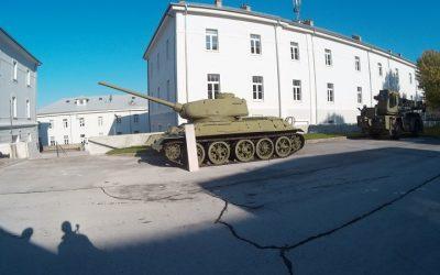 Park vojaške zgodovine Pivka, 8.r, 20. 10. 2017