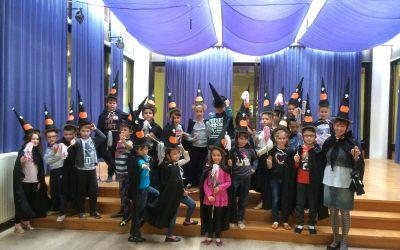 Male čarovnice in čarovniki iz 3. b razreda