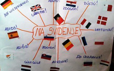 Evropski dan jezikov – 26. september 2019