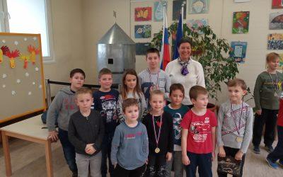 Aljaževci imamo gorenjske šahovske prvake!