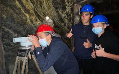 V rudniku živega srebra
